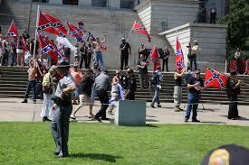 Katipunan Flags And Meanings In Photos At The Kkk U0027s South Carolina Confederate Flag Rally