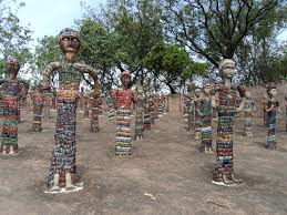 file 03 statues at rock garden chandigarh jpg wikimedia commons