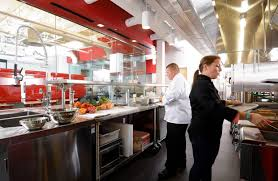 Fast Food Kitchen Design How Fast Food Chains Cook Up New Menu Items Wsj