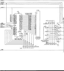 pubcbmschematics index cbm ii lp schematic p10 left side keyboard