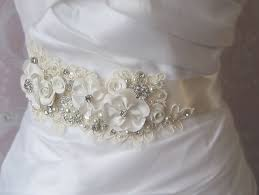 wedding sashes wedding sash belt ideal weddings