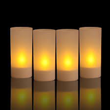 can you use tea light candles without holders home use amber rechargeable tea light candle set of 4 with holders