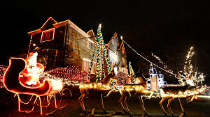 winter lights festival gaithersburg best holiday light displays in the d c area cbs dc