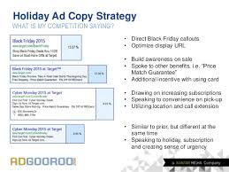 target black friday sign up lessons from holidays past maximize your q4 paid search campaigns