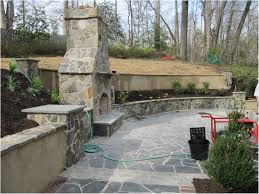 Patio Stone Designs Pictures by Backyards Outstanding Wonderful Brown Color Stone Classic Design