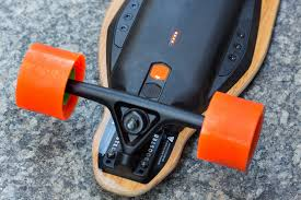 the new boosted board makes a great ride even better the verge