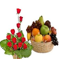 fruits delivery fruits with flowers delivery in hyderabad