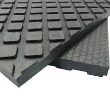 Rubber Cal Inc Wipe Your Rubber Cal Maxx Tuff Floor Protection Mats 1 2