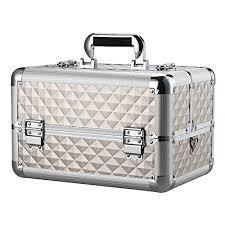 professional makeup storage 13 8 professional makeup aluminum cosmetic box with