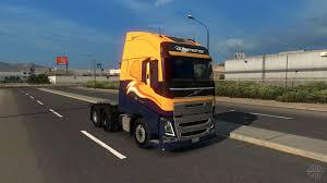 american volvo trucks volvo fh16 2012 for american truck simulator