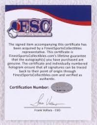 Johnny Bench Fingers Online Sports Memorabilia Auction Pristine Auction
