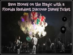 florida resident 3 day discover disney ticket discount on walt