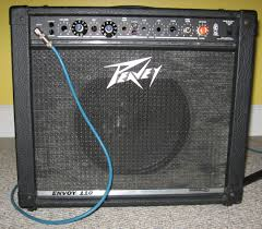 trainwreck express 6v6 in combo amp