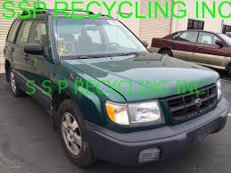 subaru light green buy 100 1998 subaru forester front fender l p 57120fc070