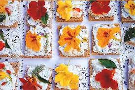 flowers edible edible flowers add appeal to salads stir frys desserts