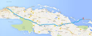 Cuban Map My Best Kept Secret To Los Cayos Remedios Cuba Nicolita