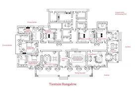 bungalow floor plans floor bungalow floor plans historic