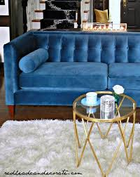 Teal Blue Living Room by Best 20 Blue Velvet Couch Ideas On Pinterest U2014no Signup Required