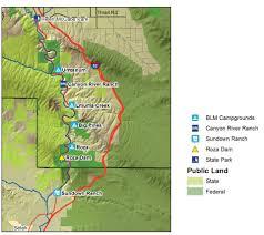 Yakima Washington Map by Yakima River Canyon Map Dailyrecordnews Com
