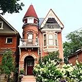 gothic house photos popsugar home