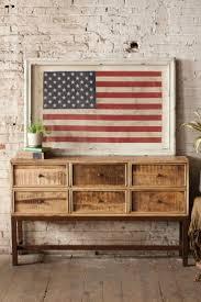 Vintage Flag Art Framed Antique American Flag Best 2000 Antique Decor Ideas