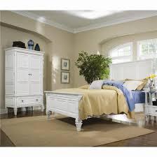 Baers Bedroom Furniture Furniture Bedroom Decoration Using White Wood King Bed
