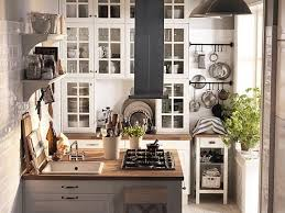 Kitchen Design Ikea by Tiny Kitchen Design For Minimalist House