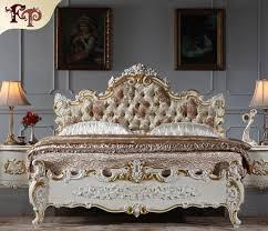 Aliexpresscom  Buy Bedroom Furniture Europe Design Modern - King size bedroom set solid wood