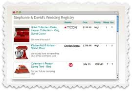 wedding registration list collections of bridal registry by name wedding ideas