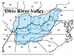 ohio river valley map all free material hurricane harvey and the ohio river valley