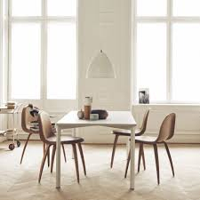 gubi y table white houseology