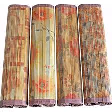 stuoia bamboo tappeto stuoia bamboo fantasia passatoia antiscivolo legno 2016