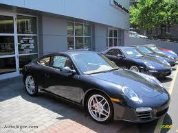 porsche carrera 2010 2010 porsche 911 carrera 4s coupe in atlas grey metallic 720375