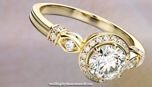 yellow gold engagement ring yellow gold antique engagement rings wedding promise diamond