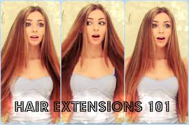 Cheap Thick Clip In Hair Extensions by Clip In Hair Extensions 101 How To Clip In Care U0026 Store