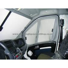 motorhome interior blinds u0026 campervan internal silver screens