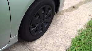 nissan altima 2013 hubcap price i plasti dipped my factory hubcaps youtube