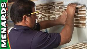 how to install mosaic tile backsplash in kitchen how to install mosaic tile backsplash awesome home design and