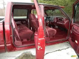 1994 Gmc Sierra Interior Red Interior 1997 Gmc Sierra 3500 Sle Crew Cab 4x4 Dually Photo