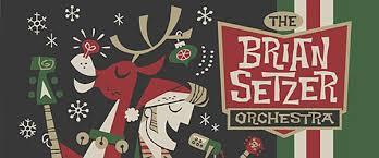 the brian setzer orchestra rockin rudolph album review
