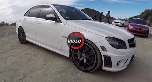 used mercedes c63 amg 2009 mercedes c63 amg with p30 pack is a great used buy