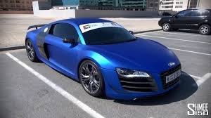 lance stewart audi r8 blue chrome audi r8 pictures to pin on pinterest thepinsta