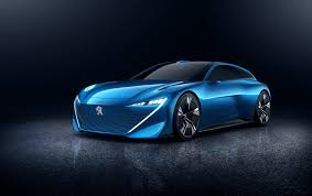 peugeot compact car peugeot instinct shooting brake concept revealed automobile magazine