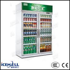 drinks fridge glass door fleshroxon decoration