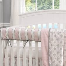 liz and roo baby bedding bella pink pink and gray baby bedding