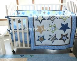 Cot Bed Duvet Cover Boys Velvet Cotton Brand Baby Crib Bedding Set For Boys Newborn
