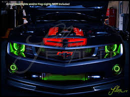 custom camaro accessories 10 13 chevrolet rs camaro plasma halo rings headlights bulbs