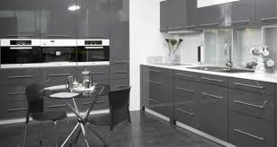 gray gloss kitchen cabinets charcoal grey