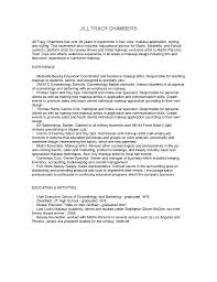 Cosmetologist Resume Samples by Resume Cosmetologist Example Virtren Com