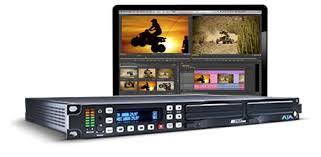 Audio Video Equipment Racks Ki Pro Rack File Based 1ru Recorder And Player Ki Pro